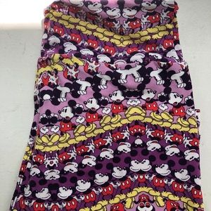 LuLaRoe Mickey leggings